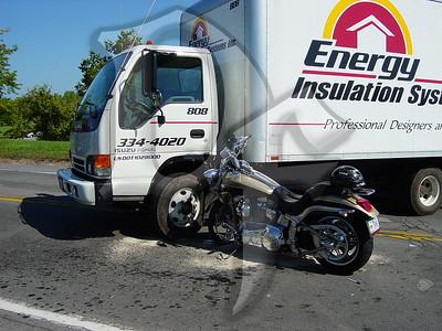 Motor Vehicle Accident - Greece, NY 9/21/05