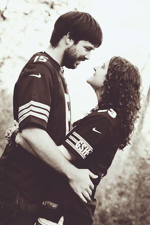 Brandon & Shannon~engagement 2014