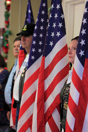 Patriot Guard - Veterans Day 11/11/9