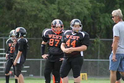 5th Football @ Grayson 9-2-12