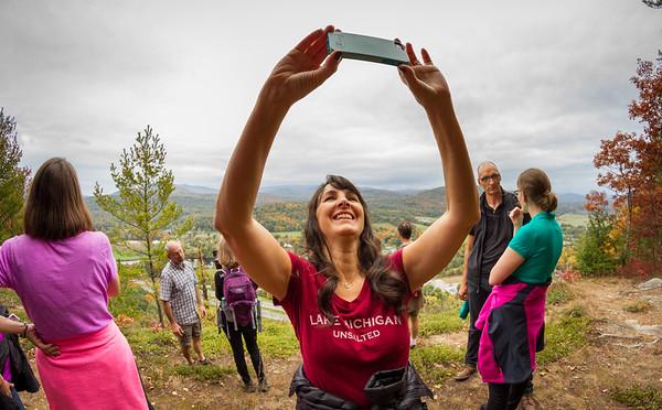 2014 Annual Meeting: Fairlee Ledges Hike
