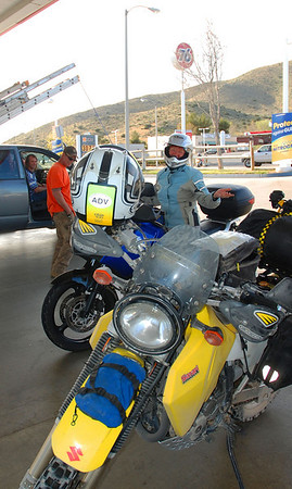Death Valley Noob Ride March 2010