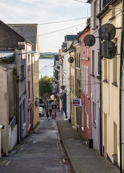 Streets of Cobh