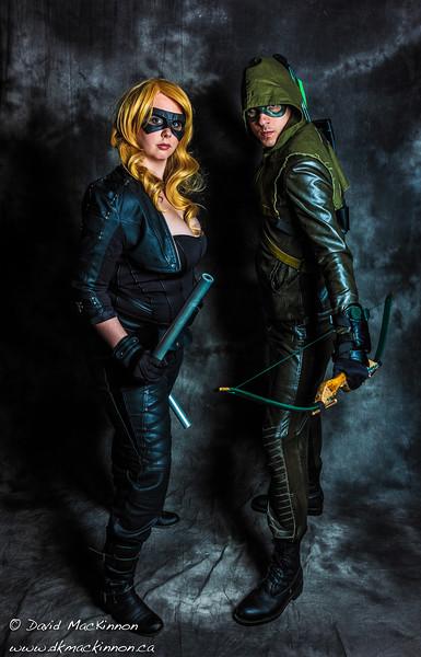 Canary and Arrow