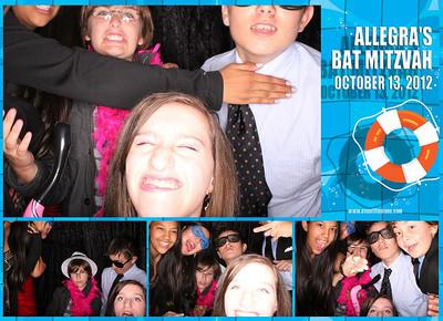 Allegra's Bat Mitzvah