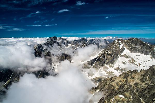 Slovakia-Tatra Mountains