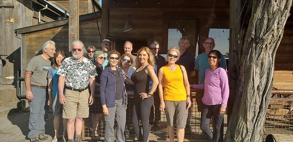 Sierra Club Hikers