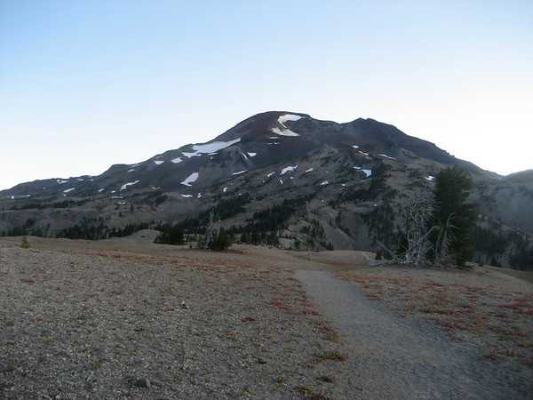 South Sister August 2009