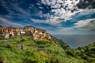 SICILY & CINQUE TERRE, ITALY