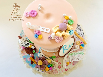 Spool Cake