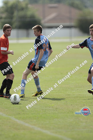 Boys 17U - TOCA USL vs AC Sandhills Elite