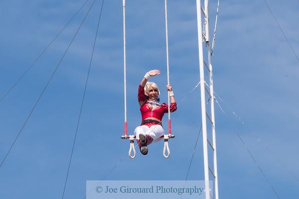 Johnny Rockett's Cycle Circus & Galaxy Girl