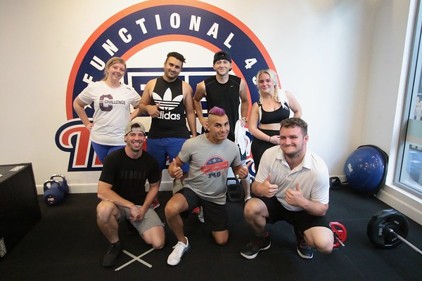 F45 Work Out Sept. 25, 2020 (Album 2)