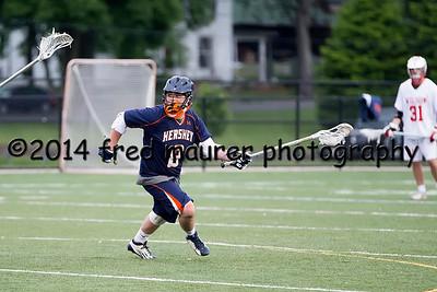 Wilson Boys vs Hershey  5/20/2014