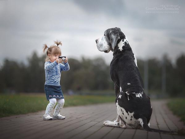 Kids & Dogs - SPRING