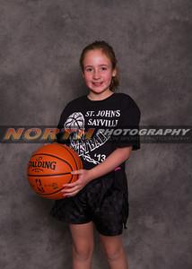 2013 St. Johns CYO Basketball Team Photos