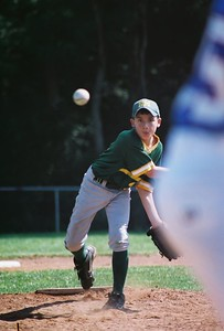 2005 NEW MILFORD 12 YR OLD TRAVEL BASEBALL