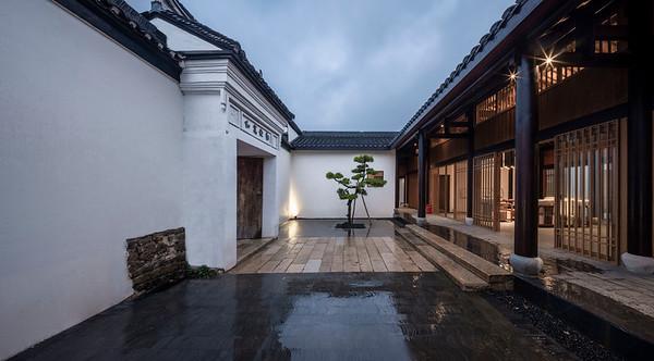 Huzhou Ansheng Zhai Ju湖州安生斋居