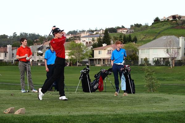 2016 BVHS Golf