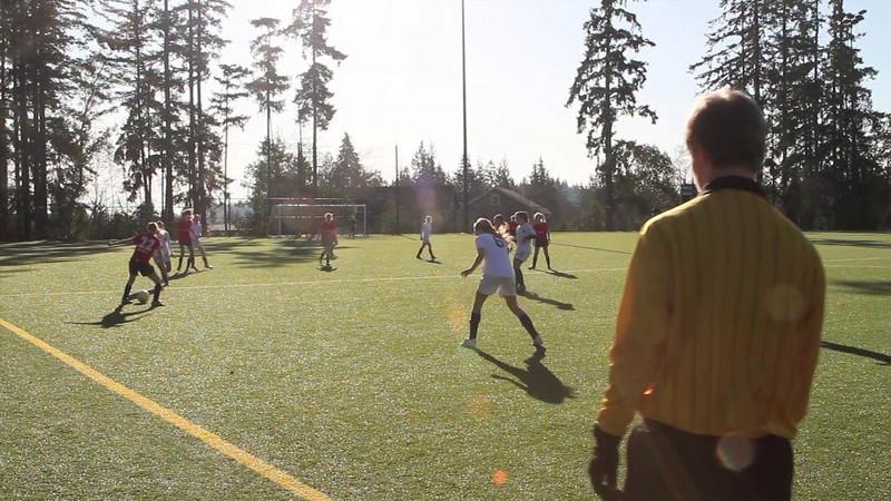 Crossfire Black vs Harbor FC, Spring 2010
