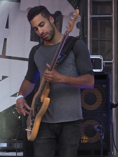 Julian Bradford at Jazzfest