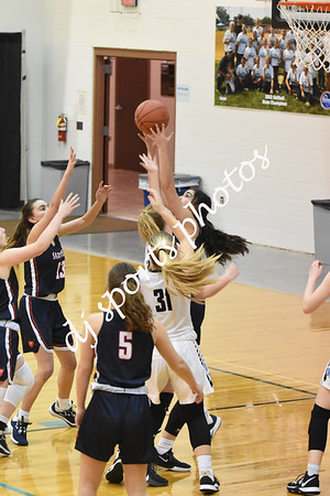 2020-02-16 Mercy vs SHA Freshman Girls Basketball
