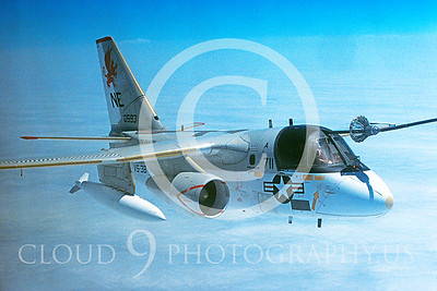 US Navy Lockheed S-3 Viking Aerial Refueling Pictures