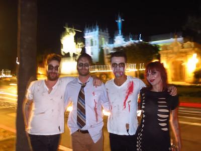 Halloween at the Prado 2015