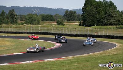 Portland Historic Races Saturday June 9, 2011