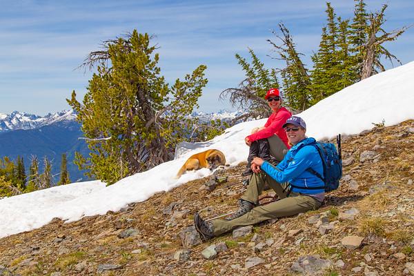 Goat Peak May 2021