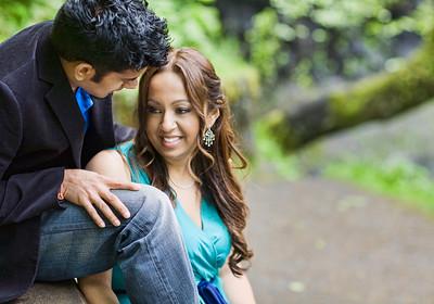 Nina and Gary