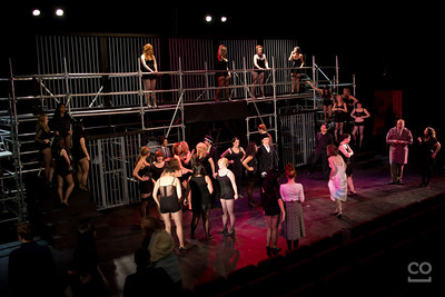 Chicago, an ANU Interhall Production