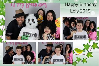 Lois B [09-Mar-19]