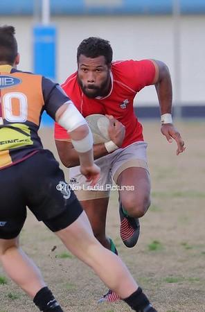 Round 5 MSP (49) v Upper Hutt Rams (29)
