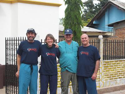 ASU Medical Brigade, Zarzal May 15-22, 2011