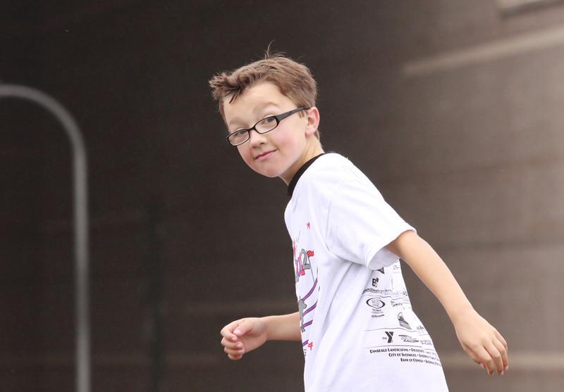 Edy Ridge Fun Run - 2012