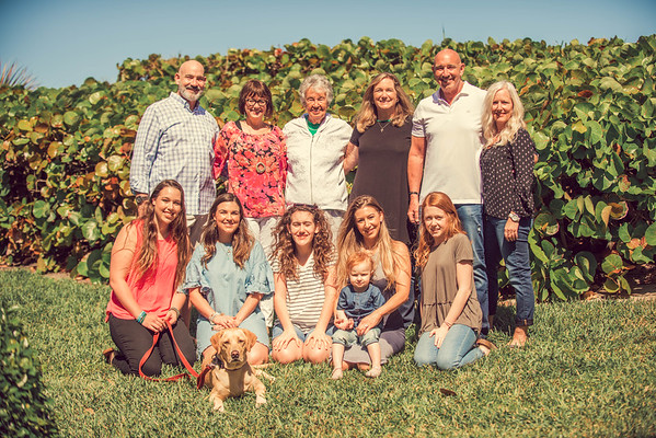 Birthday / 4 Generation Family Reunion