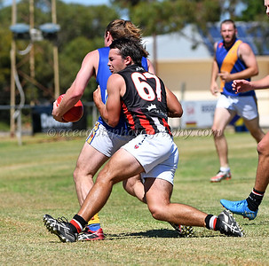 2017 - Trial Match v Tailem Bend 18/03/2017