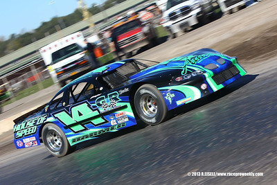 Super DIRT Week XLII BACC OFF DIRTcar Pro Stock Series Championship- Rebecca Eisele