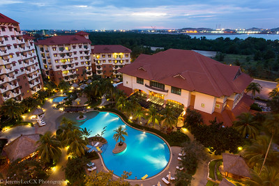 Holiday Inn Resort Batam (Deluxe 1 Bedroom Suite)