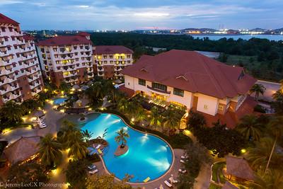 Holiday Inn Resort Batam (Deluxe 1 Bedroom Suite)