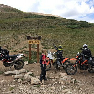 2014 Cycle World Adventure Rally - Rockies