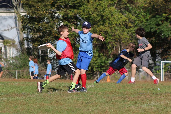 BUDA Ultimate Fall 2017