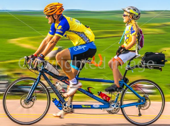 Kids on Bikes -- #1