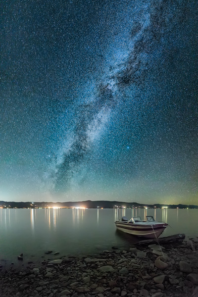 A Billion Stars and a Boat