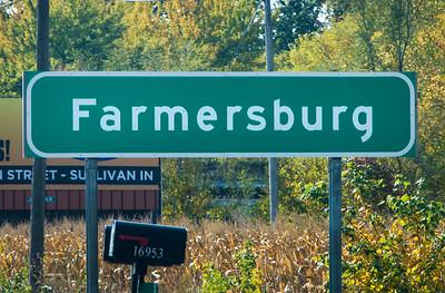 Farmersburg, Indiana