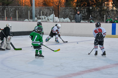 Arrows VS Beaver Dam ( L 5-2) 12-8-18
