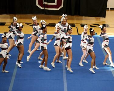 UGHS Comp Cheer 12-5-2020