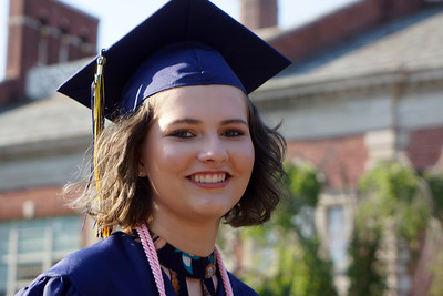 Kira Gurovich Graduation