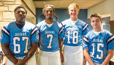 Ad Photos for Jefferson Football;